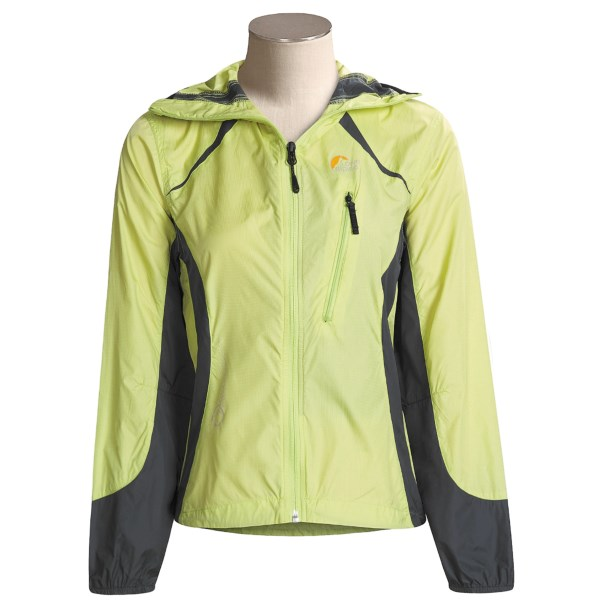 photo: Lowe Alpine Speedy Jacket wind shirt