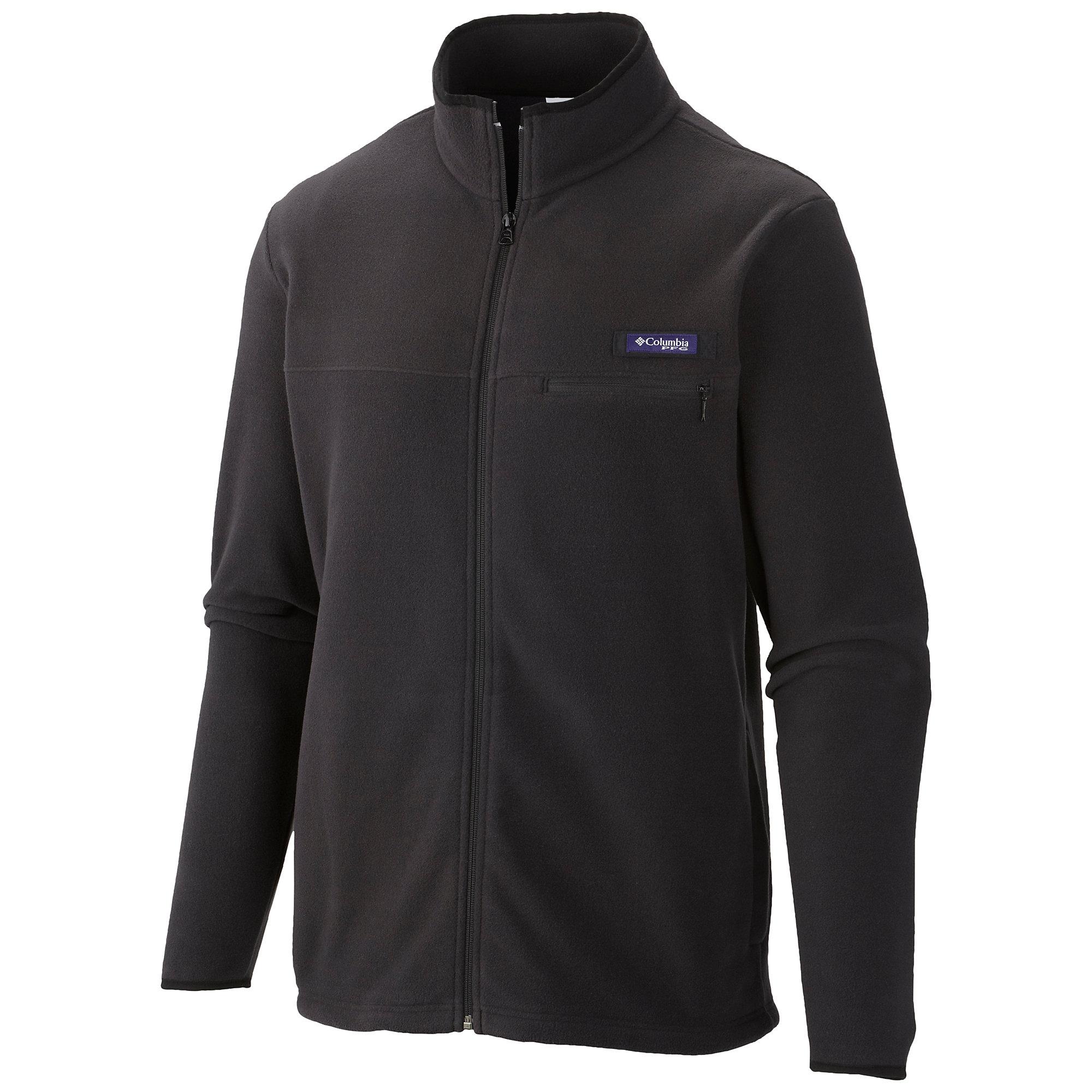 Columbia PFG Harborside Fleece Full Zip Jacket