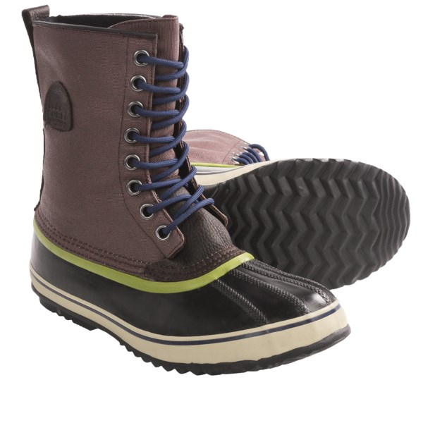 photo: Sorel 1964 Premium T Canvas winter boot