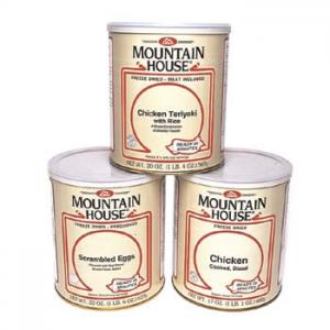 Mountain House Egg Mix, Butter Flavor
