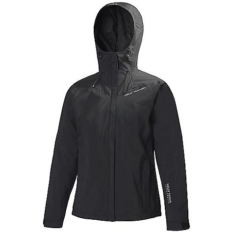 photo: Helly Hansen Women's Vancouver Packable Jacket waterproof jacket