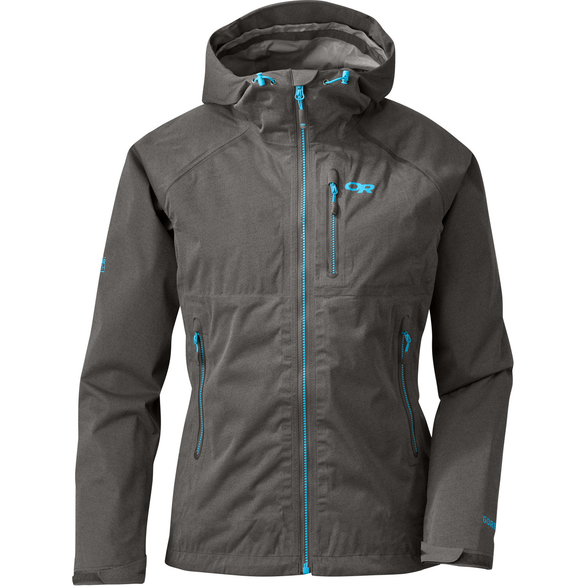 photo: Outdoor Research Clairvoyant Jacket waterproof jacket