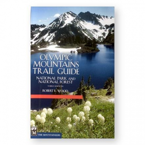 The Mountaineers Books Olympic Mountains Trail Guide