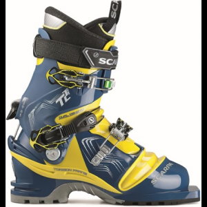 photo: Scarpa T2 Eco telemark boot