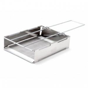 photo: GSI Outdoors Glacier Stainless Steel Toaster kitchen accessory