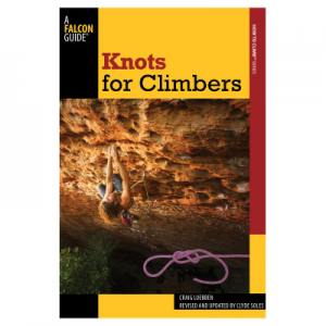 photo: Falcon Guides Knots for Climbers climbing book