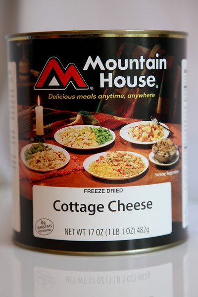 photo: Mountain House Cottage Cheese snack/side dish