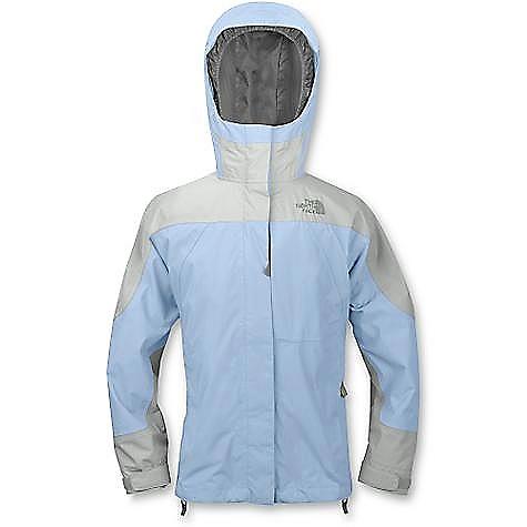photo: The North Face Girls' Mountain Jacket waterproof jacket