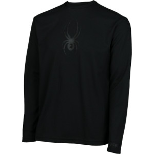 photo: Spyder The Last Dry W.E.B. Crew long sleeve performance top