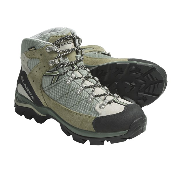 photo: Scarpa Nangpa-La XCR hiking boot