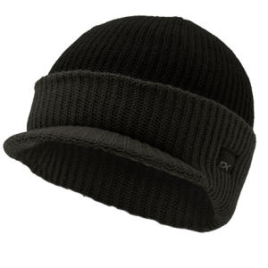 photo: DaKine Cuff Visor Beanie winter hat