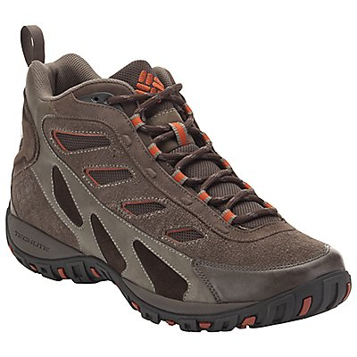 photo: Columbia Pathgrinder Mid Leather OutDry hiking boot
