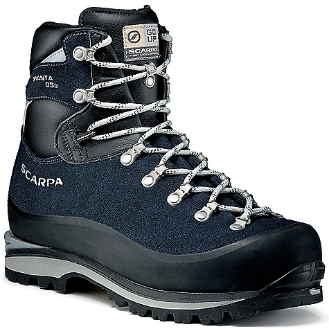 photo: Scarpa Manta GSB mountaineering boot
