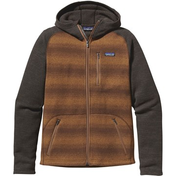 photo: Patagonia Kids' Better Sweater Hoody fleece jacket