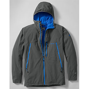 photo: Eddie Bauer Men's Propellant Jacket soft shell jacket