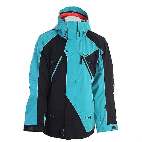photo: Oakley Corked Ski Jacket snowsport jacket
