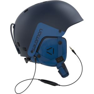 photo: Salomon Brigade Audio Helmet snowsport helmet