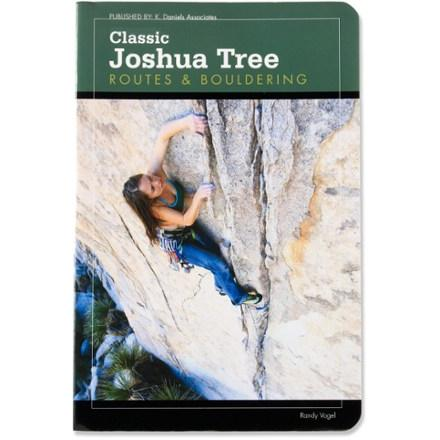 photo:   Classic Joshua Tree Routes and Bouldering us pacific states guidebook