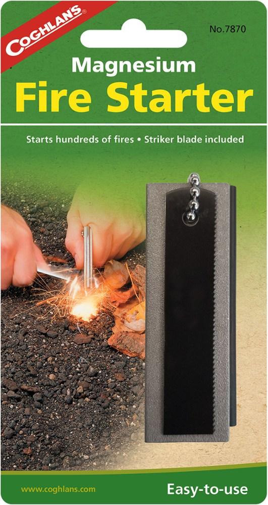 photo: Coghlan's Magnesium Fire Starter fire starter
