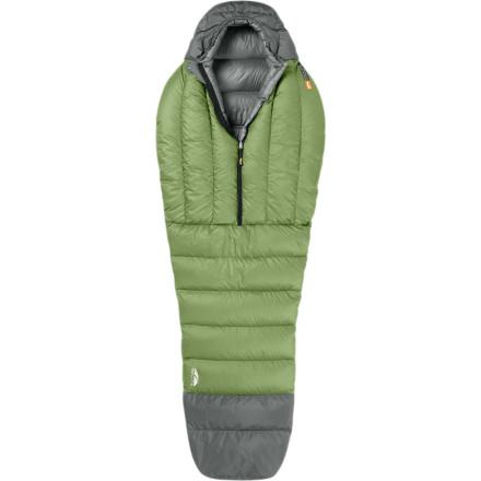 photo: GoLite Adrenaline 40 warm weather down sleeping bag