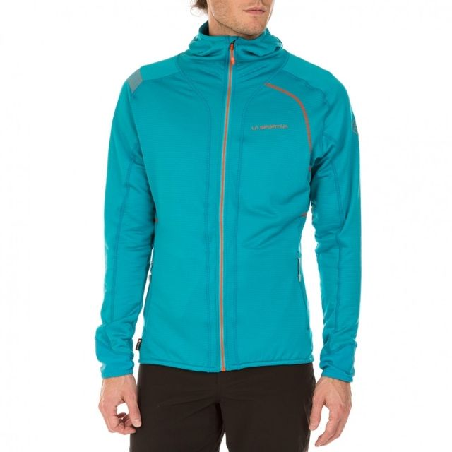 photo: La Sportiva Ermes Hoody soft shell jacket