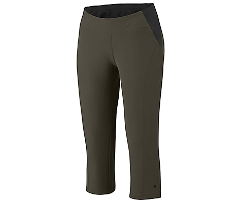 photo: Columbia Back Up Trail Knee Pants hiking pant