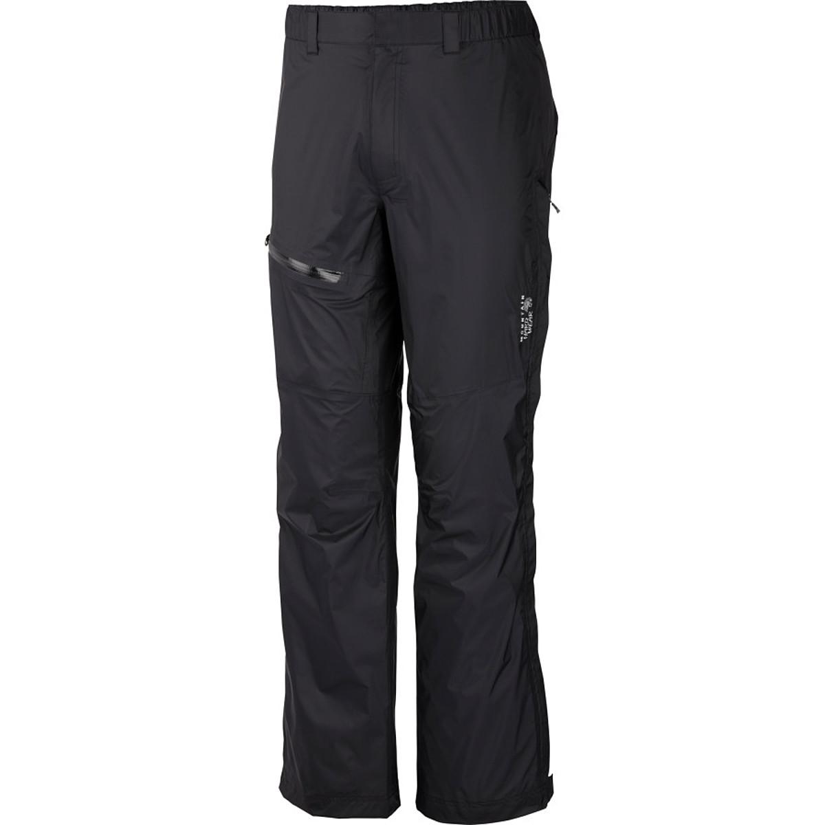 photo: Mountain Hardwear Alkane Pant waterproof pant