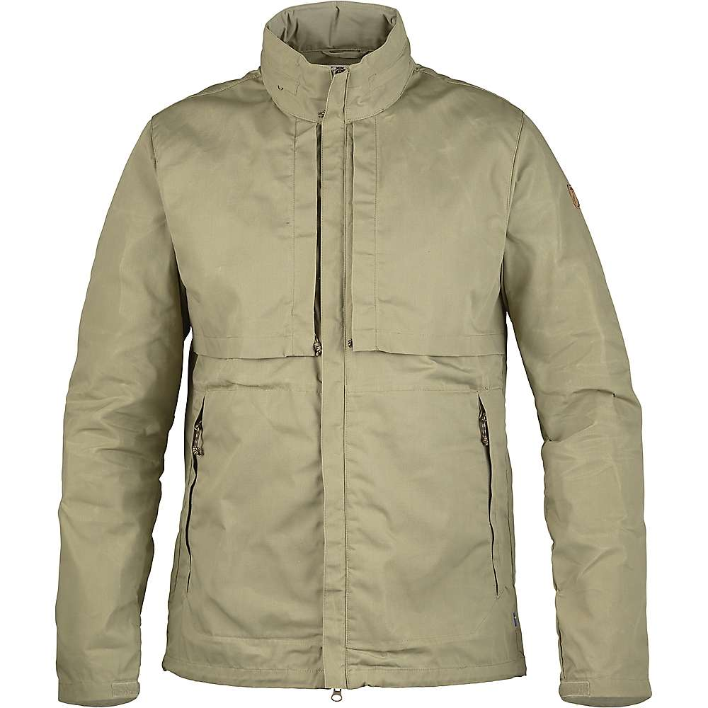 photo: Fjallraven Travellers Jacket soft shell jacket