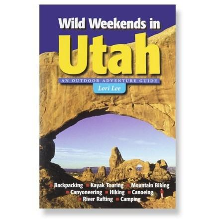 photo: Countryman Press Wild Weekends in Utah us mountain states guidebook