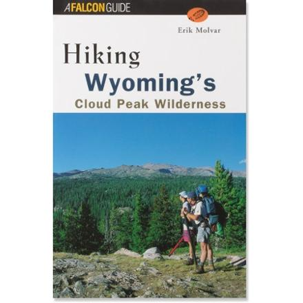 photo: Falcon Guides Hiking Wyoming's Cloud Peak Wilderness us mountain states guidebook