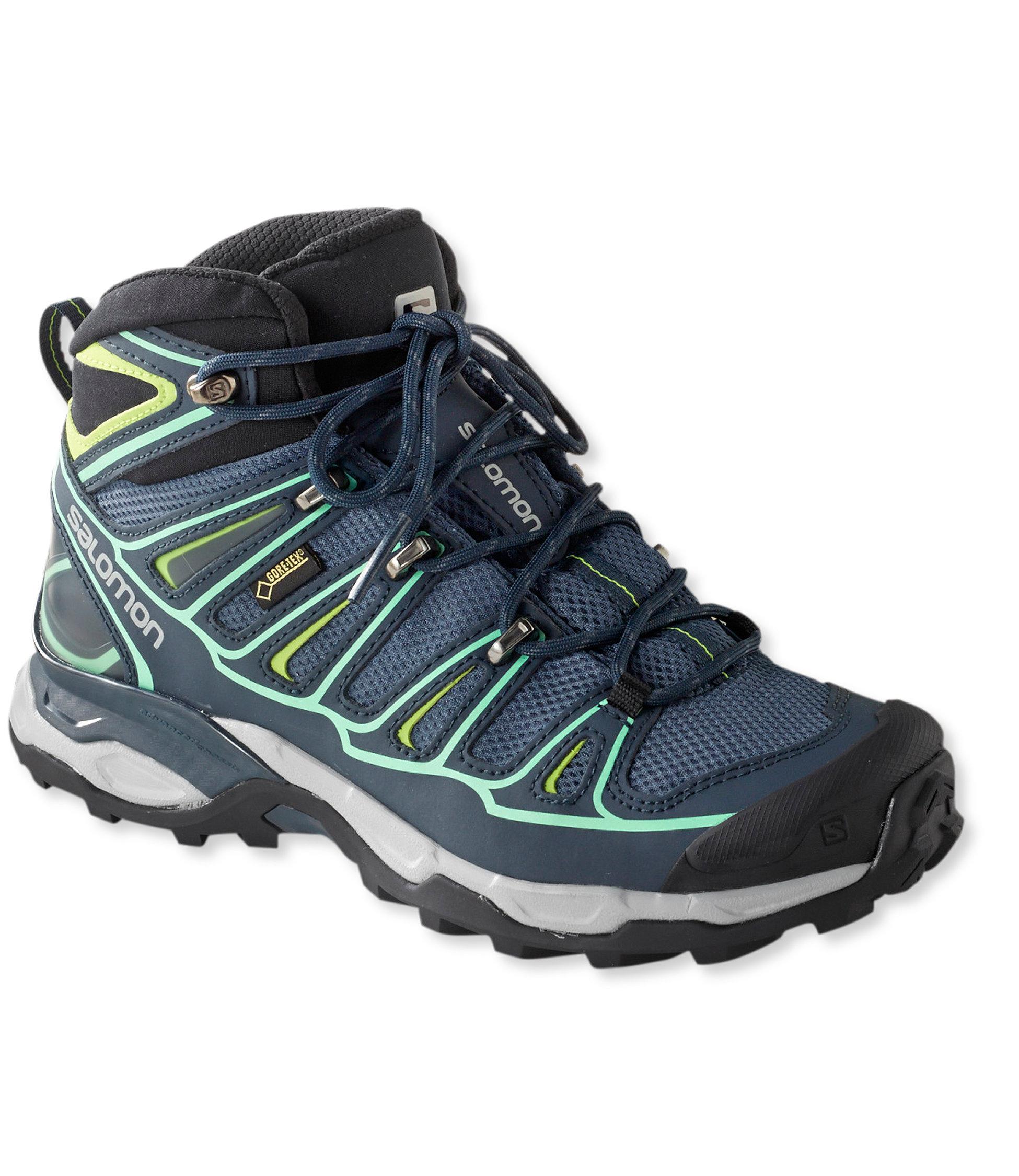 photo: Salomon Women's X Ultra GTX Mid hiking boot