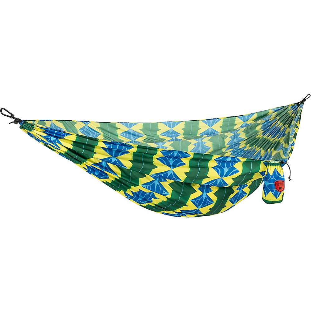 photo: Grand Trunk Double Parachute Nylon Hammock hammock