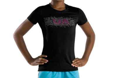 Under Armour HeatGear Graphic T Shirt