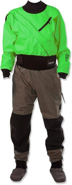 Kokatat Hydrus 3L Meridian Front Entry Dry Suit with Drop Seat