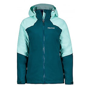 photo: Marmot Men's Featherless Component Jacket component (3-in-1) jacket