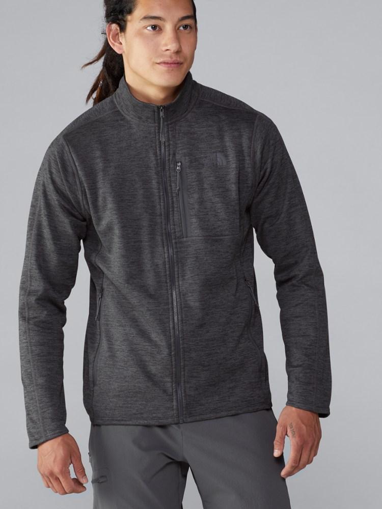photo: The North Face Canyonlands Full Zip fleece jacket