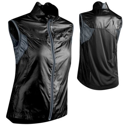 photo: Sugoi Women's Helium Vest wind shirt