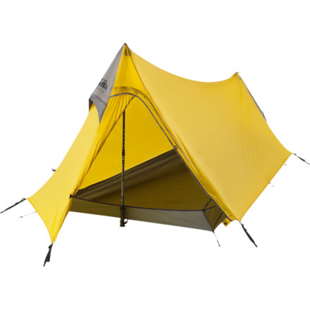 photo: GoLite Shangri-La 1 tarp/shelter