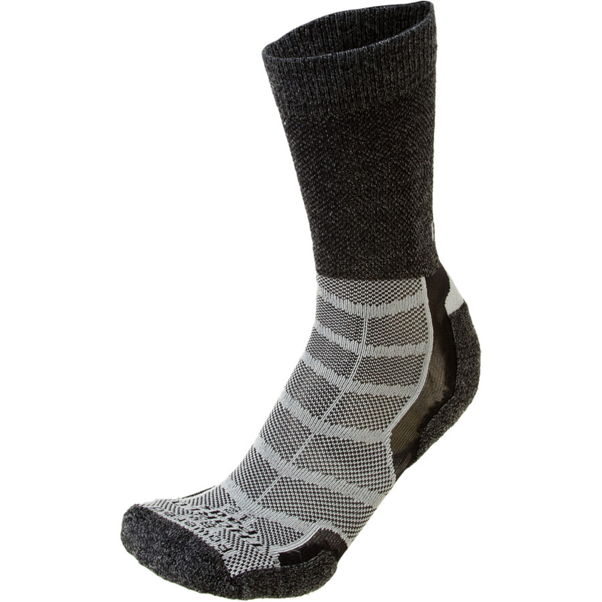 photo: Thorlo Experia Merino Wool/Silk - Thin Cushion Crew running sock