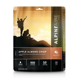 photo: AlpineAire Foods Apple Almond Crisp dessert