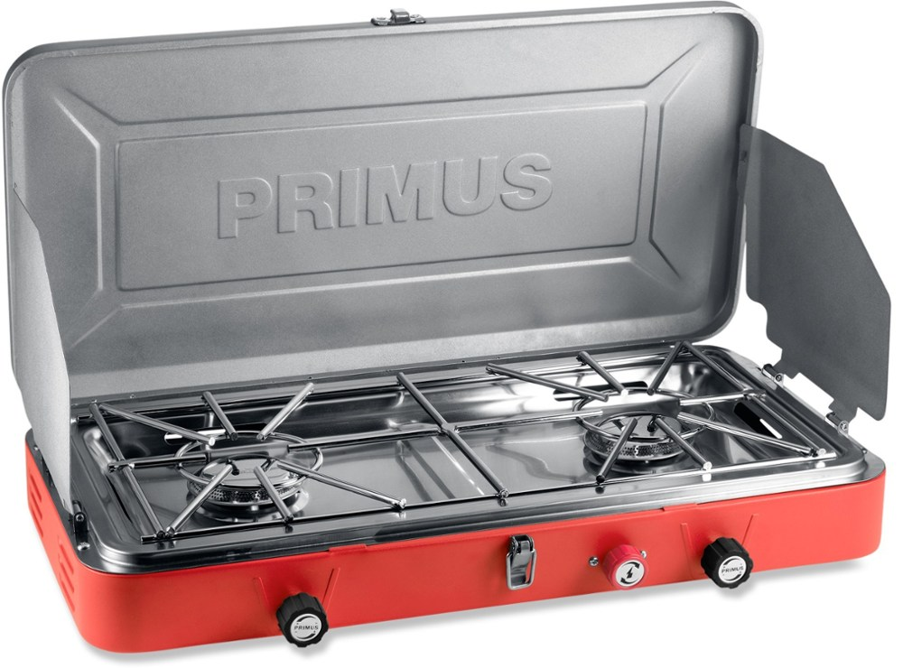photo: Primus Profile Duo Stove & Grill camp stove