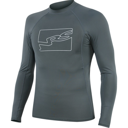 photo: NRS Kids' HydroSilk Shirt L/S long sleeve performance top