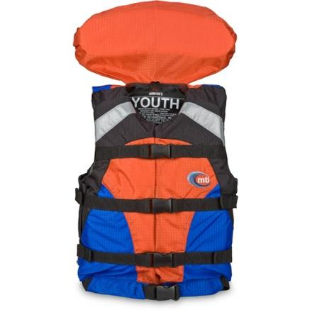 photo: MTI Youth Canyon-V PFD life jacket/pfd