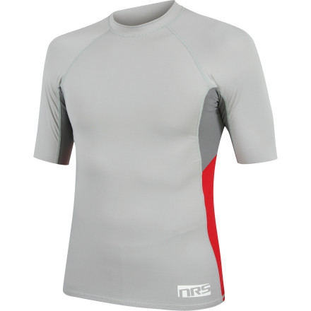 photo: NRS HydroSilk Shirt S/S short sleeve performance top