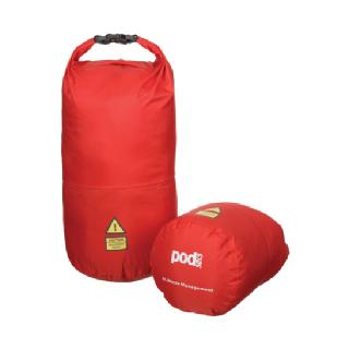 photo of a Podsacs hiking/camping product
