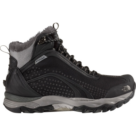 photo: The North Face Women's Storm Summit Boot winter boot