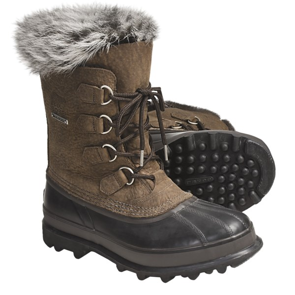photo: Sorel Caribou Reserve LTD winter boot