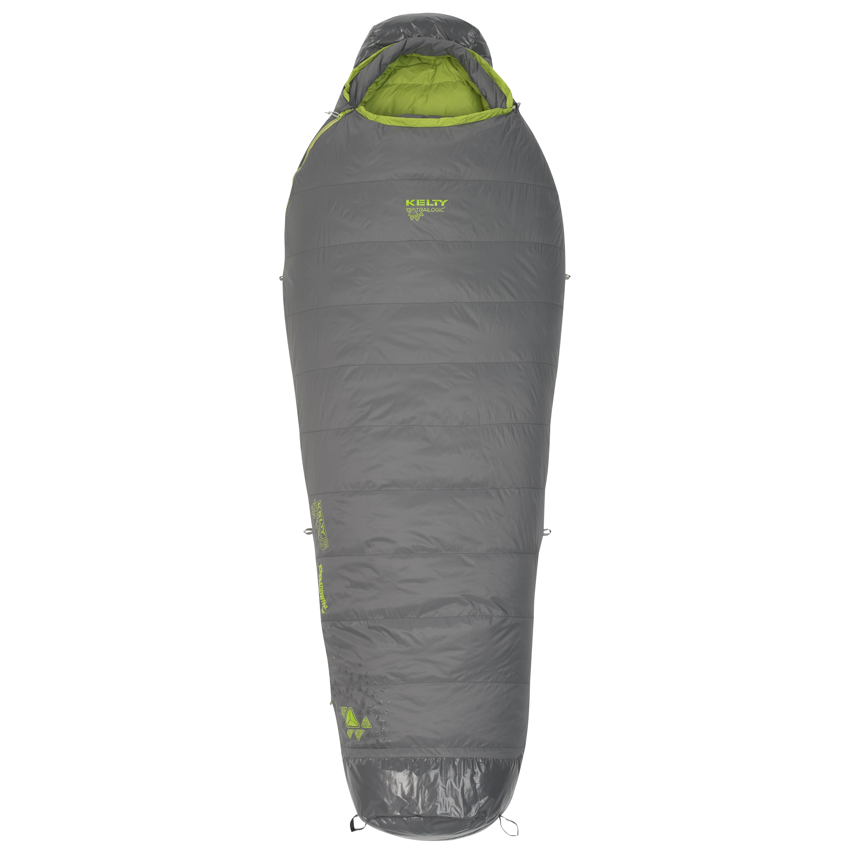 photo: Kelty Men's SB 20 3-season down sleeping bag