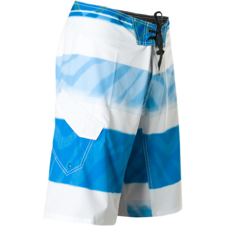 Reef Stripe Conflict Board Short