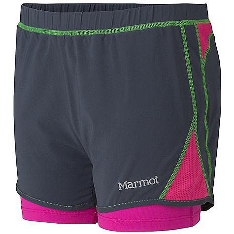 photo: Marmot Girls' Ascend Shorts active short